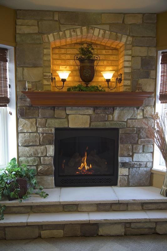 JCS Showroom « JCS Fireplace & Stone