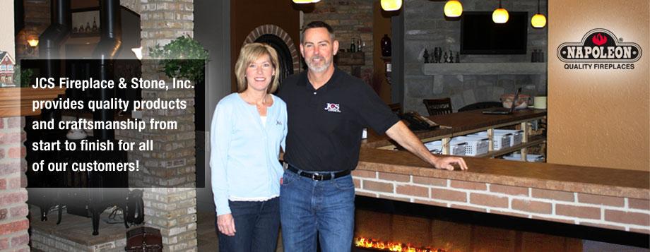 About Us « JCS Fireplace & Stone